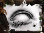 Creepy eye (2014)