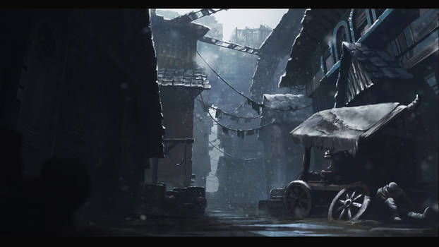Winter is Coming - Cinematic