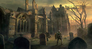 Dark Souls II by M-Delcambre