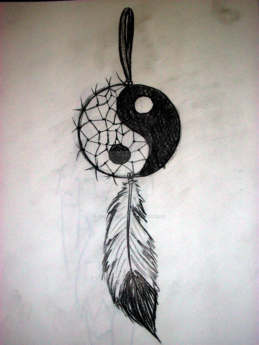 Yin Yang Dream Catcher by KohanaGirl222 on DeviantArt