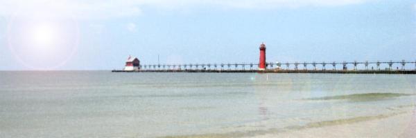 Lighthouse by sanroman