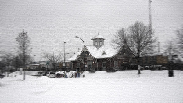 Train Station by sanroman