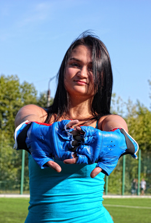 Sport girl by oleggirl