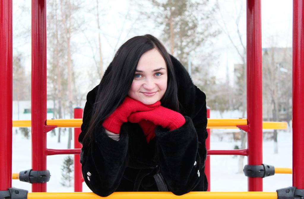 In winter by oleggirl