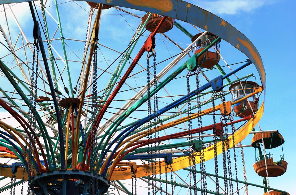 Carousel by oleggirl