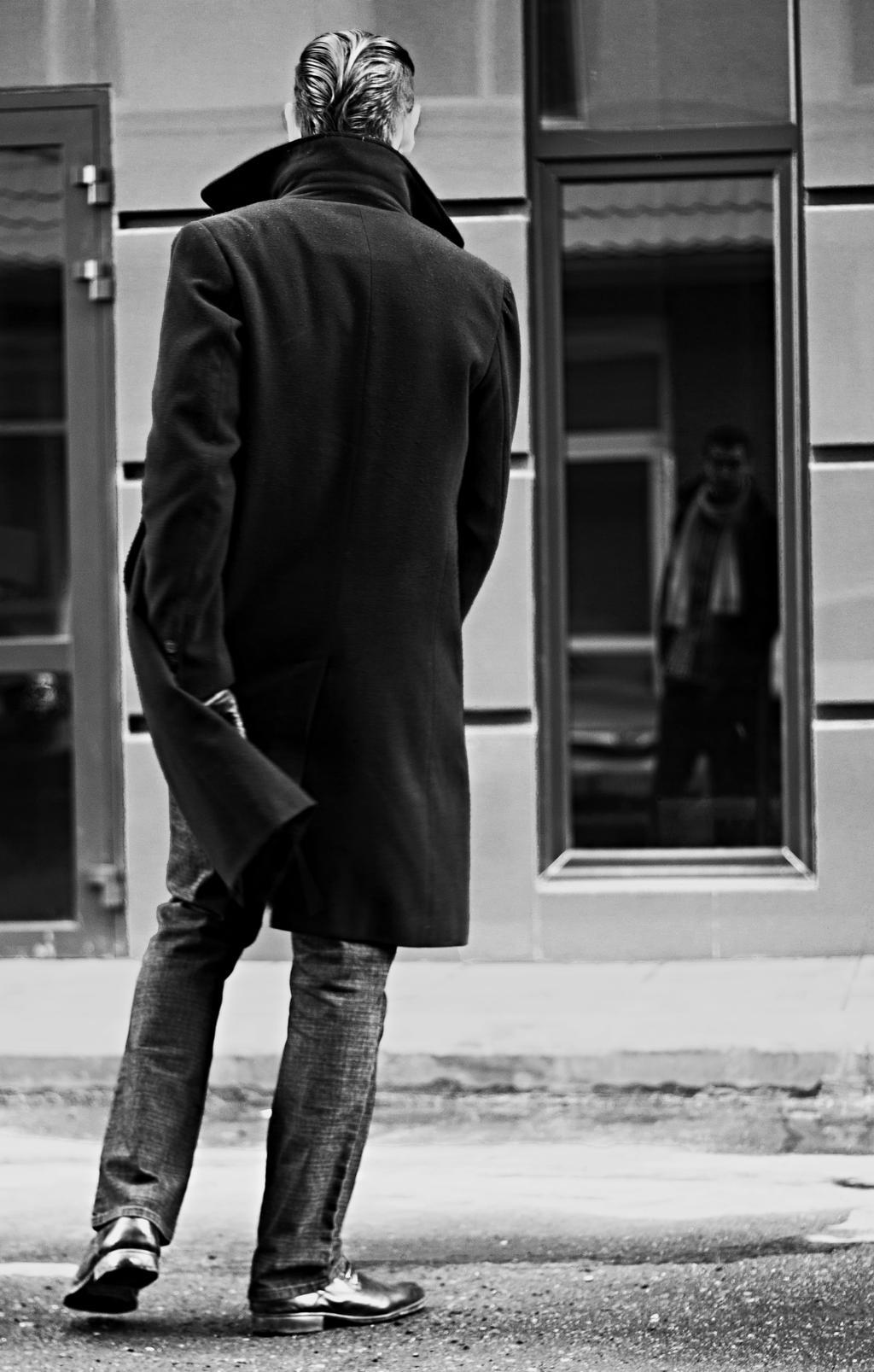 Black and White by oleggirl