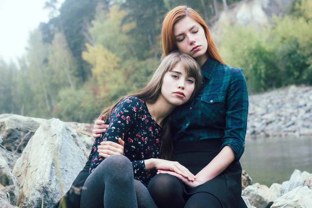 Ginger and Rosa by oleggirl