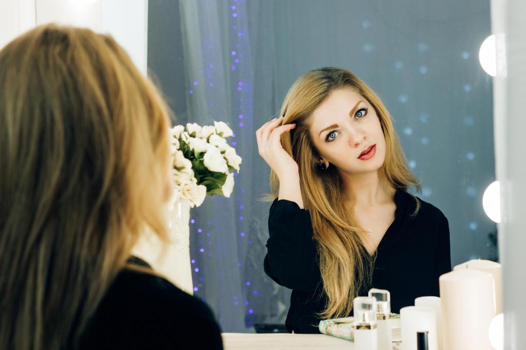 the mirror by oleggirl