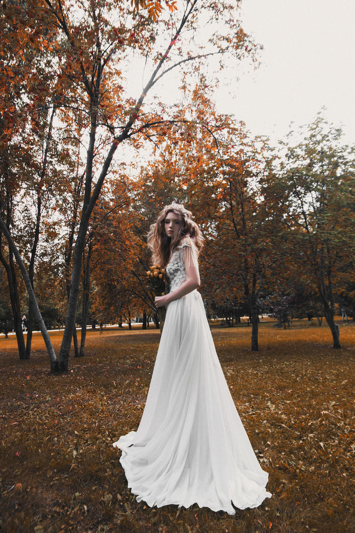 Miss Autumn by oleggirl