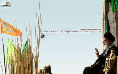 leader-in-fath-almobin by shiawallpapers