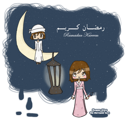 Ramadan Kareem by Happy-Alex