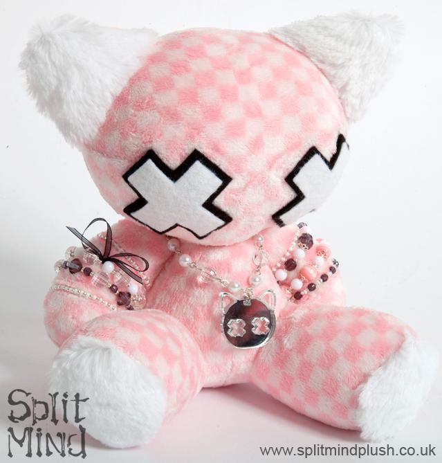 Nell Kitten by splitmindplush