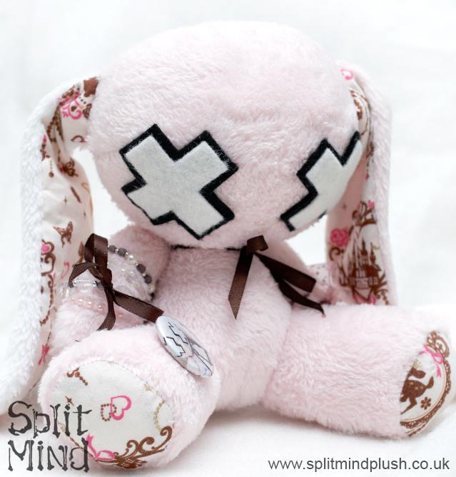 Gage Bunny by SplitxMindxPlush