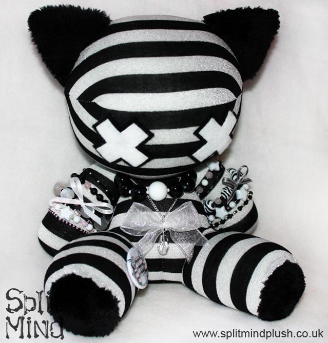 Avery Kitten by splitmindplush