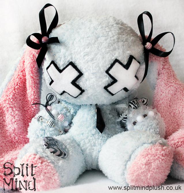 Emma Bunny by splitmindplush