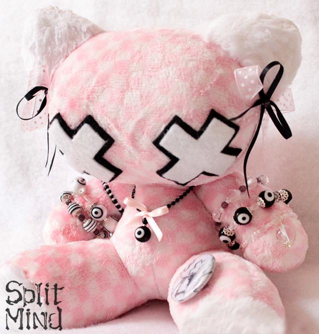 Chloe Kitten by splitmindplush