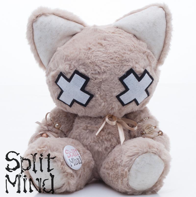 Chai Kitten by splitmindplush