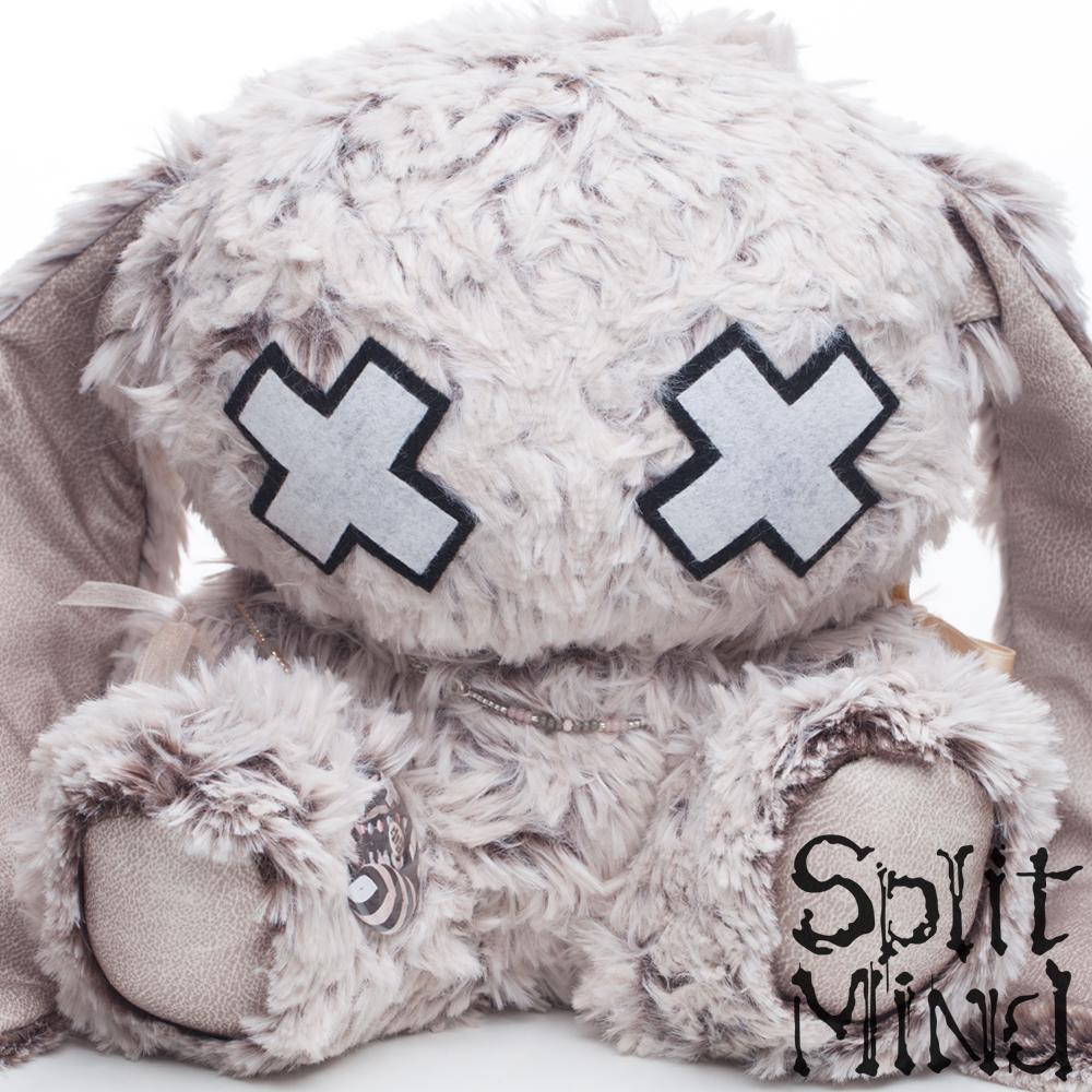 Latte Bunny by splitmindplush
