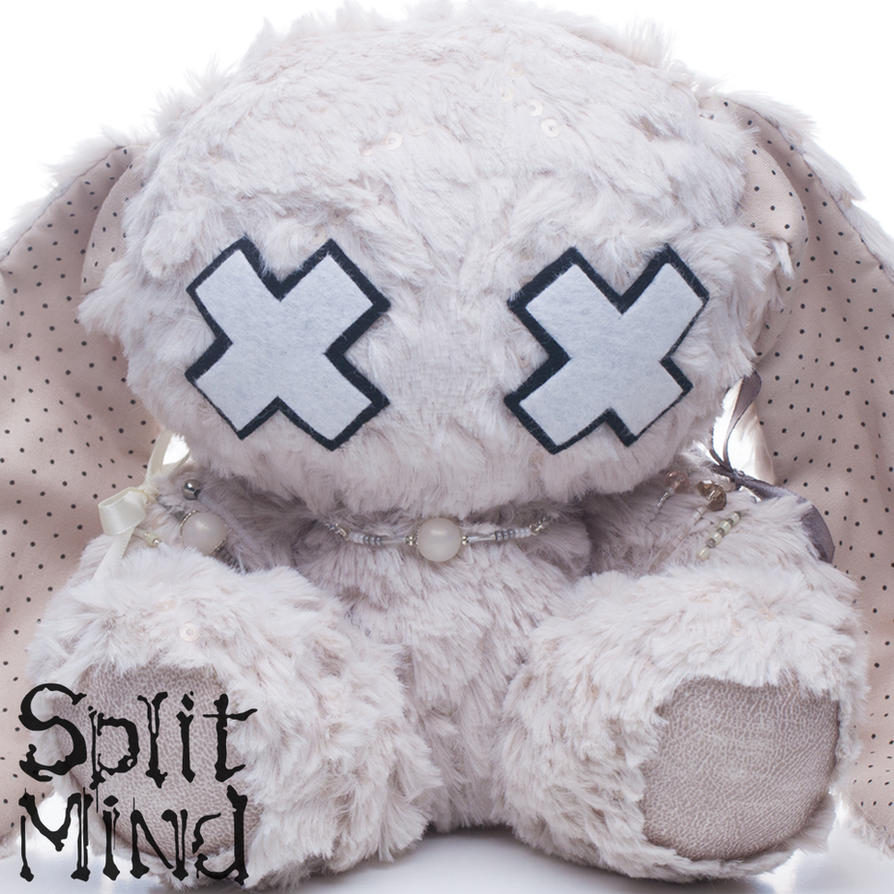 Cappuchino Bunny by splitmindplush