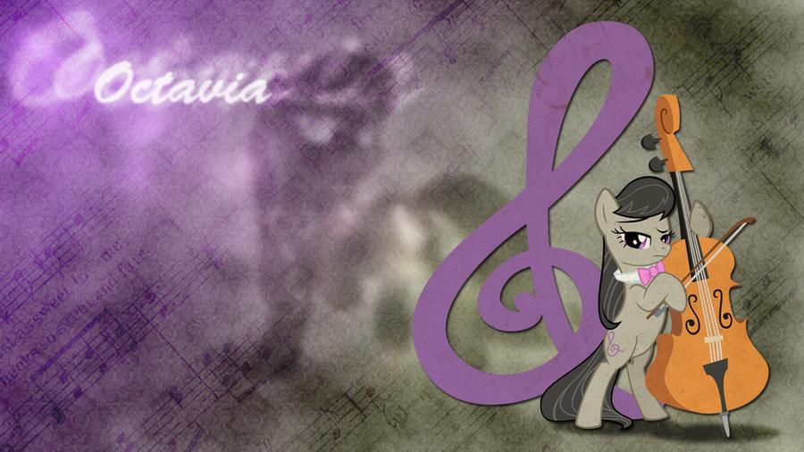 Octavia Wallpaper by graffstache