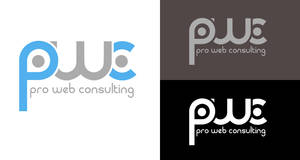 Pro Web Consulting logo by stankoff