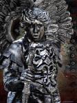 STEEL WARRIOR (The Darkness Angel)