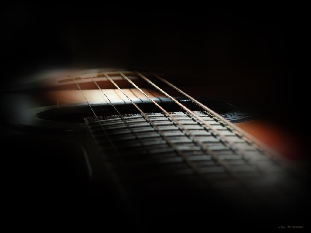 Sunbeam On My Guitar
