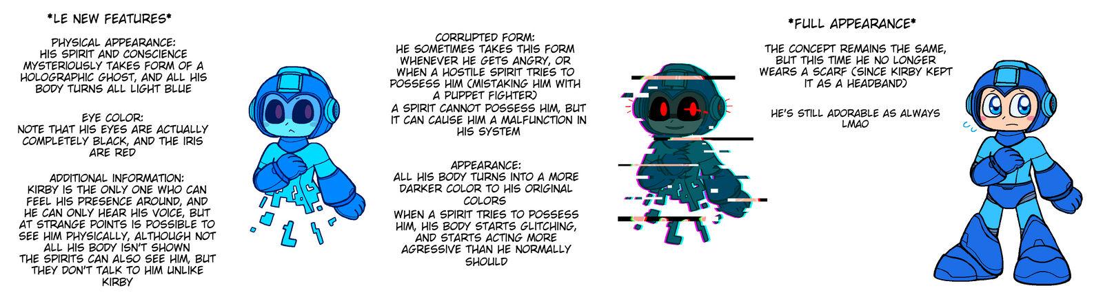 SSBU AU: Rockman/Megaman by The9Lord on DeviantArt