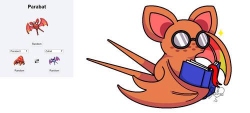 Pokemon Fusions: Parabat