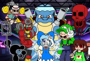 The 9 Squad