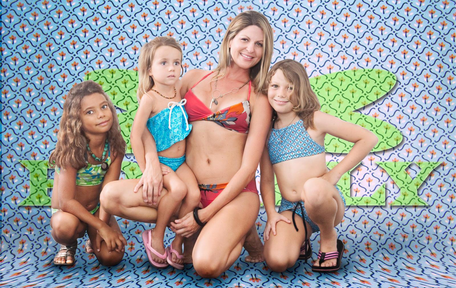 Little Girl Models Ages 10
