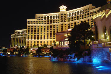 Bellagio Hotel by caspianite