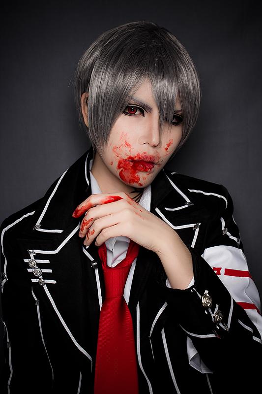 Vampire Knight Cosplay ZERO KIRYU By Yuri Core