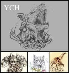 YCH /Closed by Salt-White-Death