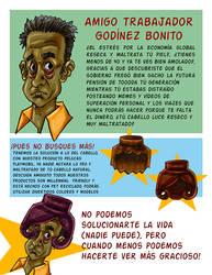 Cabello Godinez by Axolote