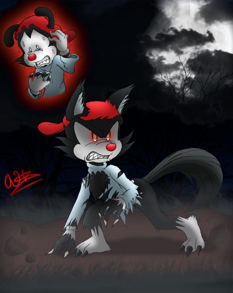 I Feel Like A Monster by SonicandShadowfan15