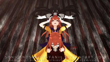 [MMD PMFM] Despair redone by SonicandShadowfan15