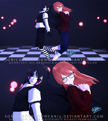 [MMD PMFM] Nothing more than a puppet redone by SonicandShadowfan15