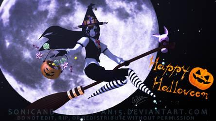 Happy Halloween 2017 by SonicandShadowfan15
