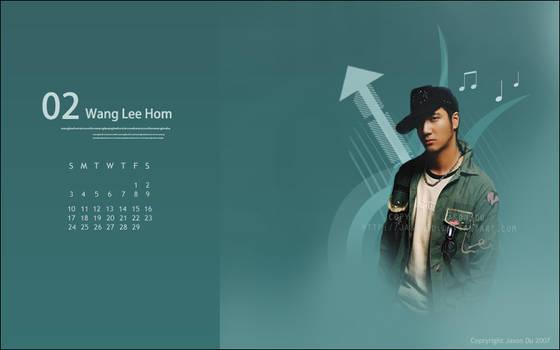 February - Wang Lee Hom
