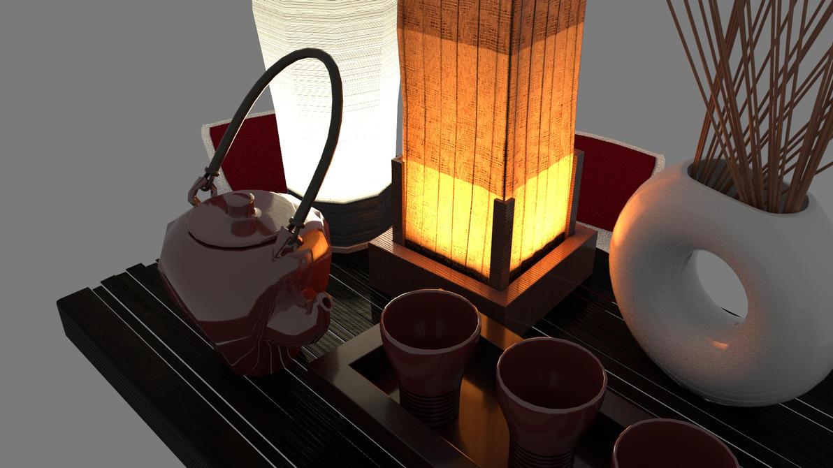 TeaSet5 by Chris000