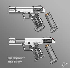 CC: Misriah Armories MK-6 Pistol