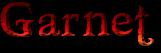 Garnet by SupernovaSword