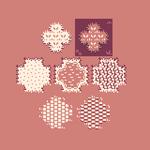 gameboy 8x8 pixels tileset study