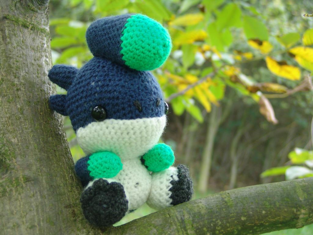 Amigurumi Forum Net : Brachydios amigurumi by piyoko tama on deviantart