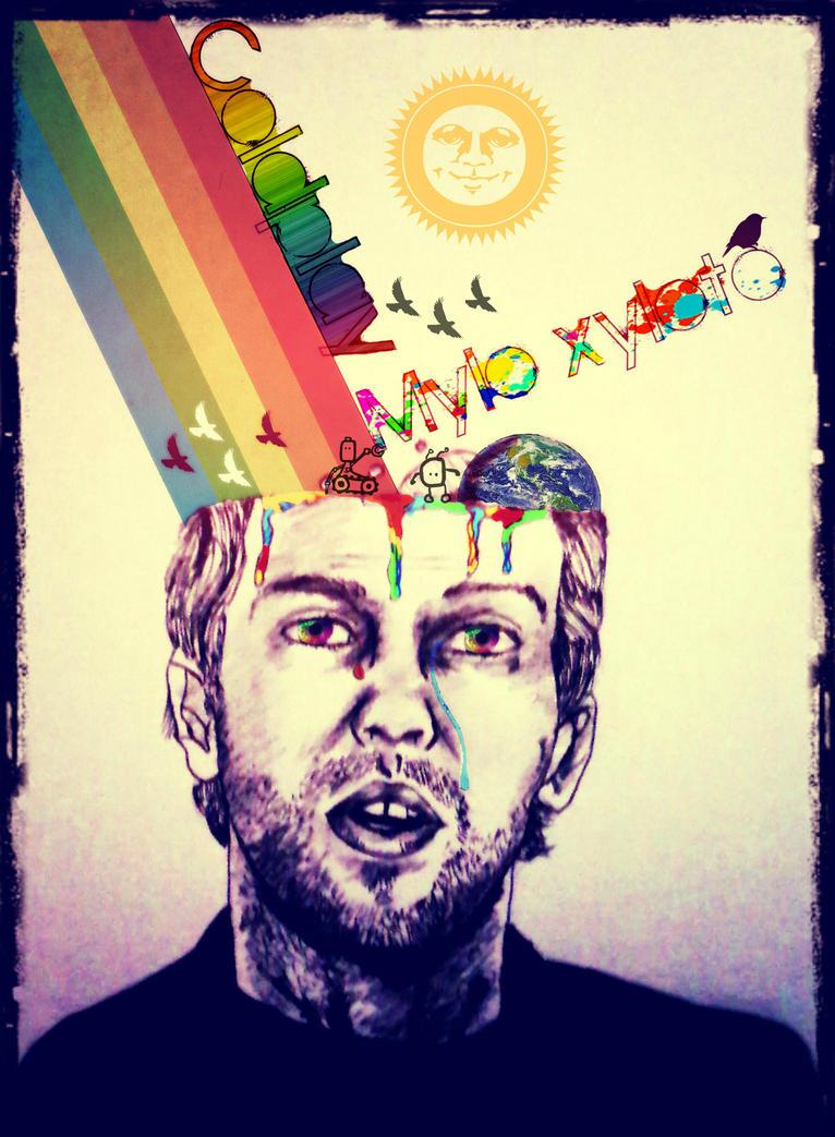 Poster design deviantart - Coldplay Poster Design By Littlesamsart