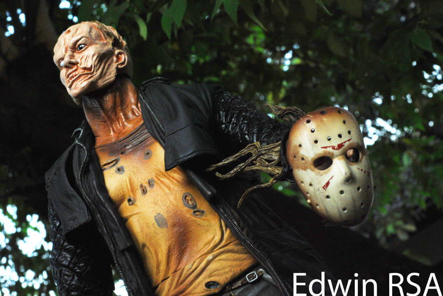 Jason Voorhees Unmasked by End4000 on DeviantArt