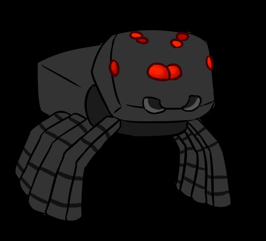 The Itsy bitsy spider by Invizibiz