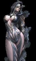 Magic Girl Render