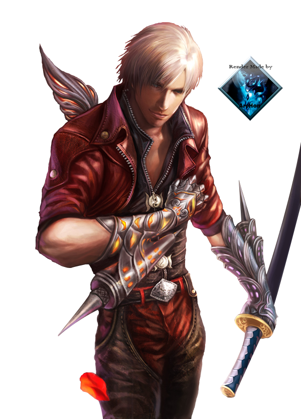 Dante render by Prototype-DA
